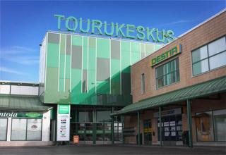 Tourukeskus